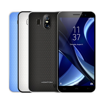 HOMTOM S16 5.5 inch 2GB RAM 16GB ROM MTK6580 Quad Core 3G Smartphone