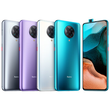 Xiaomi Redmi K30 Pro Zoom CN Version 64MP Quad Cameras 8GB 256GB 6.67 inch WiFi 6 NFC Snapdragon 865 5G Smartphone Smartphones from Mobile Phones & Accessories on banggood.com