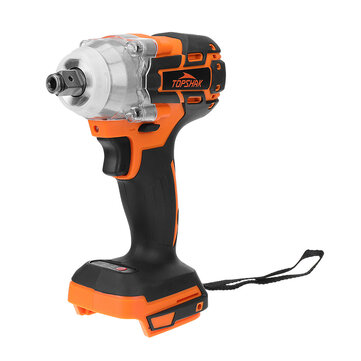 Topshak TS-PW1 Cordless Brushless Impact Wrench Screwdriver Stepless Speed Change Switch For Makita 18V Battery