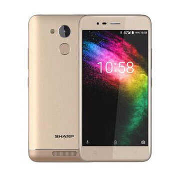 £58.44 38% Sharp R1 Global Version 5.2 Inch HD 4000mAh 3GB RAM 32GB ROM MT6737 Quad Core 1.25GHz 4G Smartphone Smartphones from Mobile Phones & Accessories on banggood.com