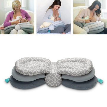 multifunction nursing pillow newborn baby breastfeeding head protection adjustable infant mother feeding cradle boppy pillows for baby mother