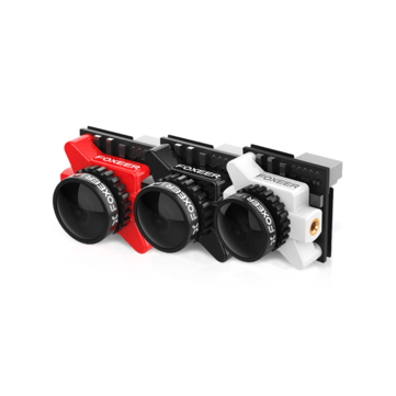 Foxeer Micro Falkor 2 1200TVL FPV Camera PAL/NTSC 16:9/4:3 GWDR No Freeze for FPV Racing RC Drone