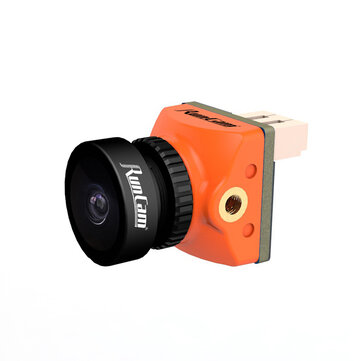 RunCam Racer Nano 2 CMOS 1000TVL 1.8mm/2.1mm Super WDR Smallest FPV Camera 6ms Low Latency Gesture Control OSD for RC Drone