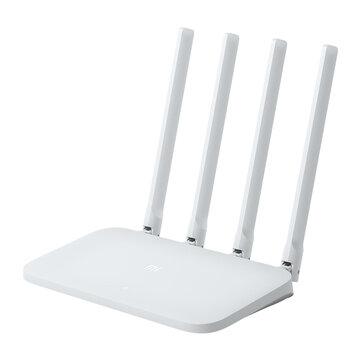 Xiaomi Mi 4C Wireless Router 2.4GHz 300Mbps Four 5dBi Antennas Networking Wireless WIFI Router