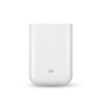 XIAOMI 3 Inch Pocket 300 DPI AR ZINK Bluetooth Photo Printer - White