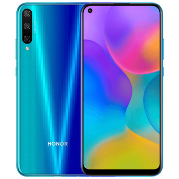 HUAWEI HONOR Play 3 6.39 inch 48MP Triple Rear Camera 6GB 64GB 4000mAh Kirin 710F Octa core 4G Smartphone Smartphones from Mobile Phones & Accessories on banggood.com