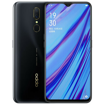 OPPO A9x CN Version 6.53 inch FHD+ NFC Android 9.0 4020mAh VOOC 3.0 16MP AI Beauty Front Camera 6GB 128GB Helio P70 Octa Core 4G Smartphone Smartphones from Mobile Phones & Accessories on banggood.com