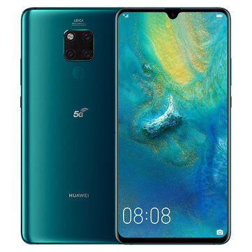 £986.24 % Huawei Mate 20X 5G Version 40MP Triple Rear Camera 7.2 inch 8GB RAM 256GB ROM Kirin 980 Octa core 5G Smartphone Smartphones from Mobile Phones & Accessories on banggood.com