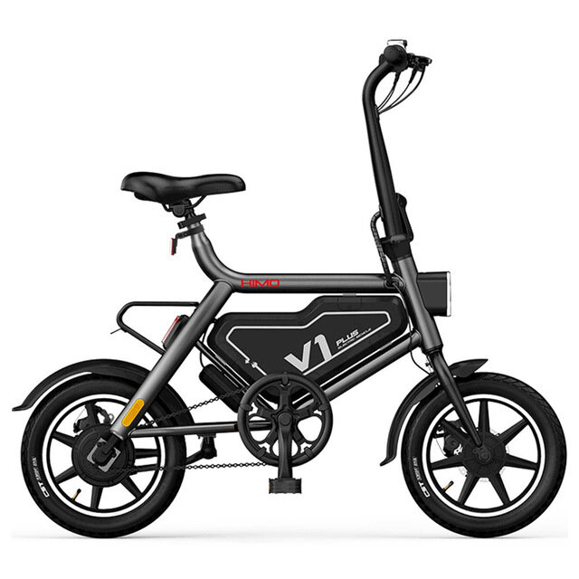 HIMO V1 Plus Foldable Electric Bike 250W Max Speed 25km/h Load 100kg Motor Cycling