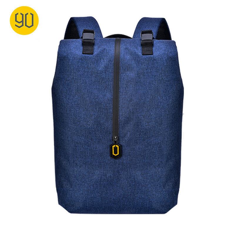 90FUN Leisure Backpack 14 inch Laptop Bag Waterproof Men Women Business Travel Bags from Xiaomi Youpin