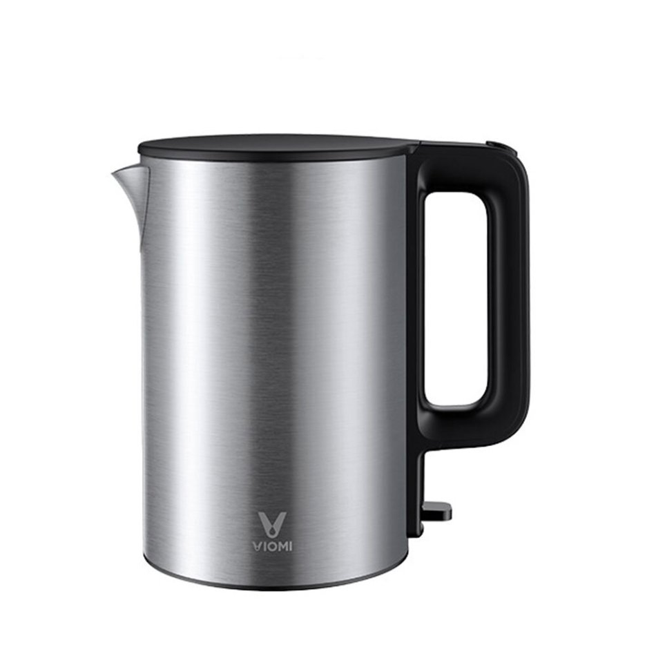 VIOMI YM-K1506 1.5L 1800W Electric Kettle Thermostat Anti-scalding Home 304 Stainless Steel Water Kettle From Xiaomi Youpin