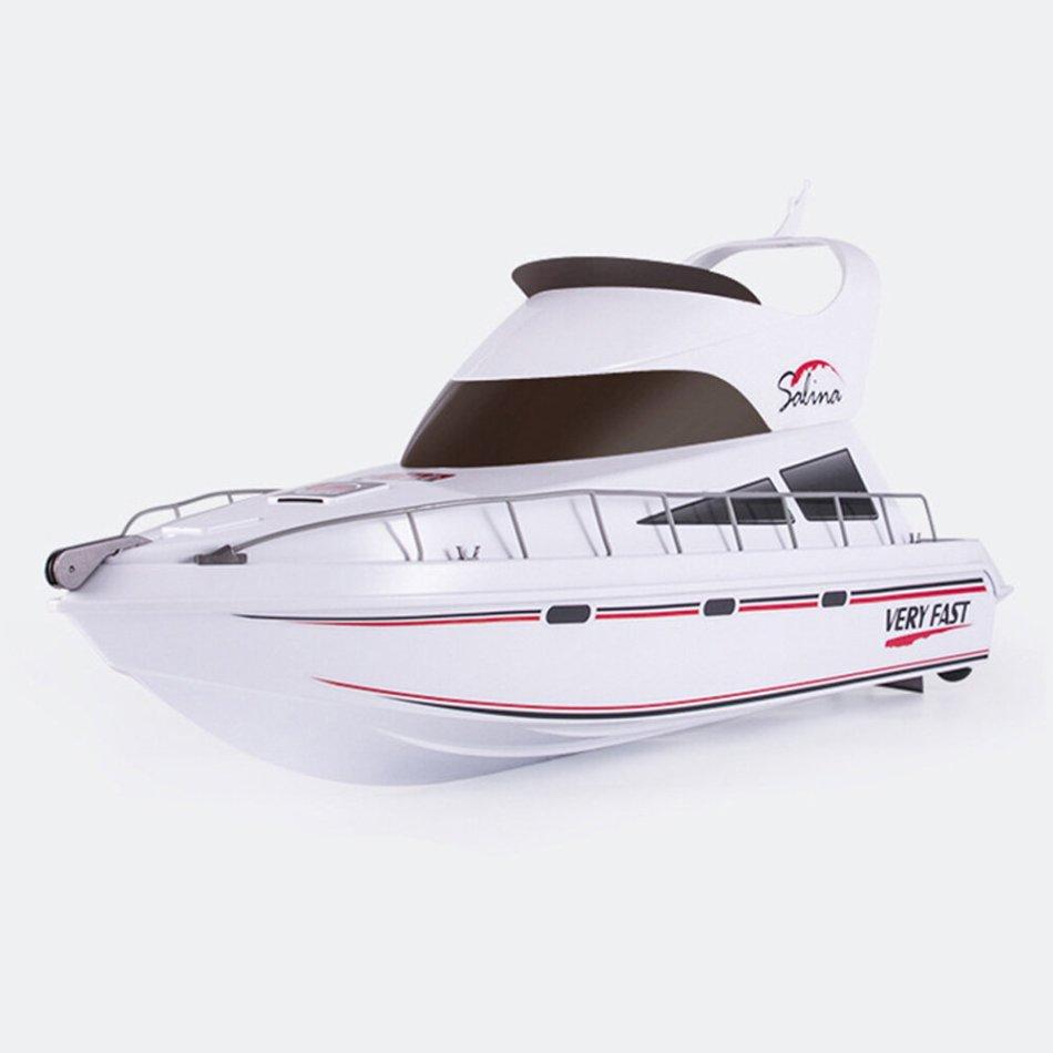 Henglong 3867 2.4G 70cm Luxury Boat High Speed RC Boat Vehicle Models 7000mah