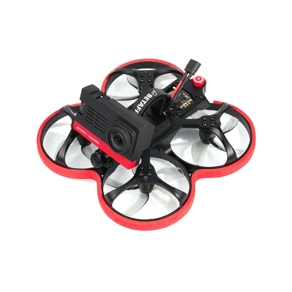 BETAFPV New Beta95X V3 Analog 4S F4 AIO 20A Toothpick FC V4 3800KV 25-250mW 5.8G VTX 450mAh FPV Racing Whoop Drone Quadcopter