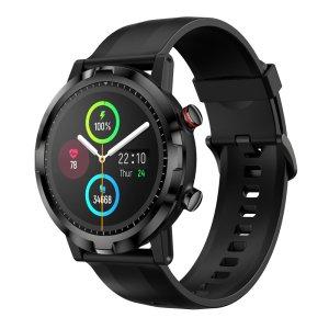 Στα 30€ από αποθήκη Κίνας | Haylou RT LS05S 1.28 inch HD Screen 24-hour Heart Rate Monitor Breathe Training Online Dial Replacement 12 Sport Modes 20 Days Standby BT 5.0 Smart Watch Global Version