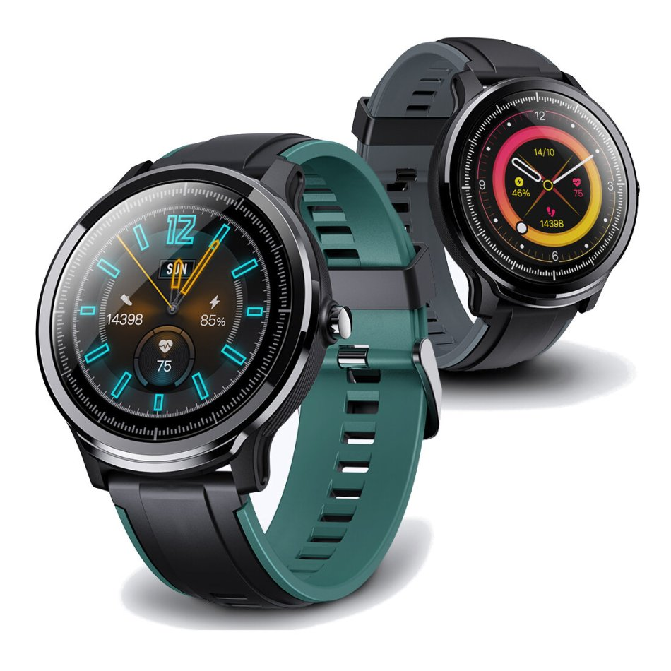 [SPO2 Monitor]Kospet Probe IP68 Full Touch Screen Wristband Customized Watch Face HR Blood Pressure O2 Monitor Long Standby Smart Watch
