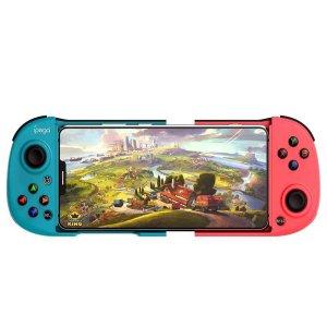 Αν είσαι gamer τότε θες ενα οικονομικό επώνυμο IPEGA PG-9217 Stretchable Wireless Game Controller for IOS Android Smartphone Retractable Bluetooth Gamepad Game Controller for PUBG Mobile Games – Blue red