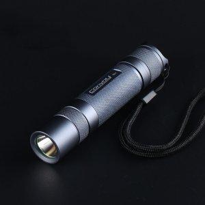 Στα €12.16 από αποθήκη Τσεχίας | Gray Convoy S2+ SST20 LED Flashlight 18650 Flashlight Camping Light Hunting Emergency Lantern