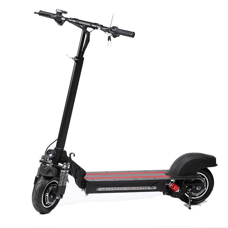 [EU Direct] Lamtwheel GYL002 48V 22Ah 600W*2 Motor 10in Folding Electric Scooter 35-45km/h Max Speed 35-45KM Mileage Double Brake System E-bike