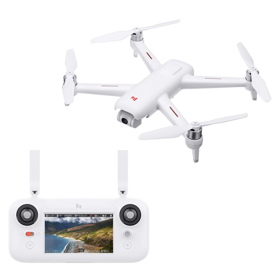 Xiaomi FIMI A3 5.8G 1KM FPV With 2-axis Gimbal 1080P Camera GPS RC Drone