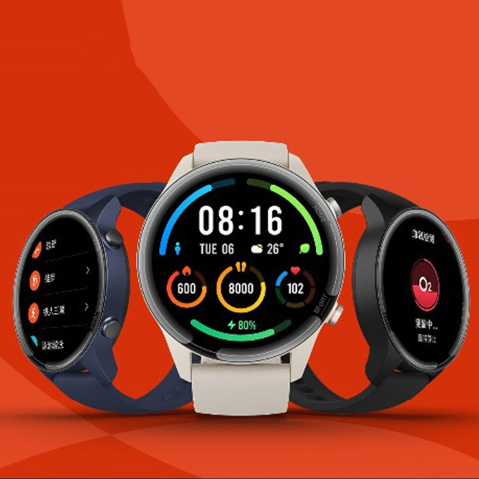 Original Xiaomi Watch Color Sport Version 1.39 Inch AMOLED Wristband GPS+GLONASS+Beidou 117 Sport Modes Tracker bluetooth 5.0 NFC Smart Watch