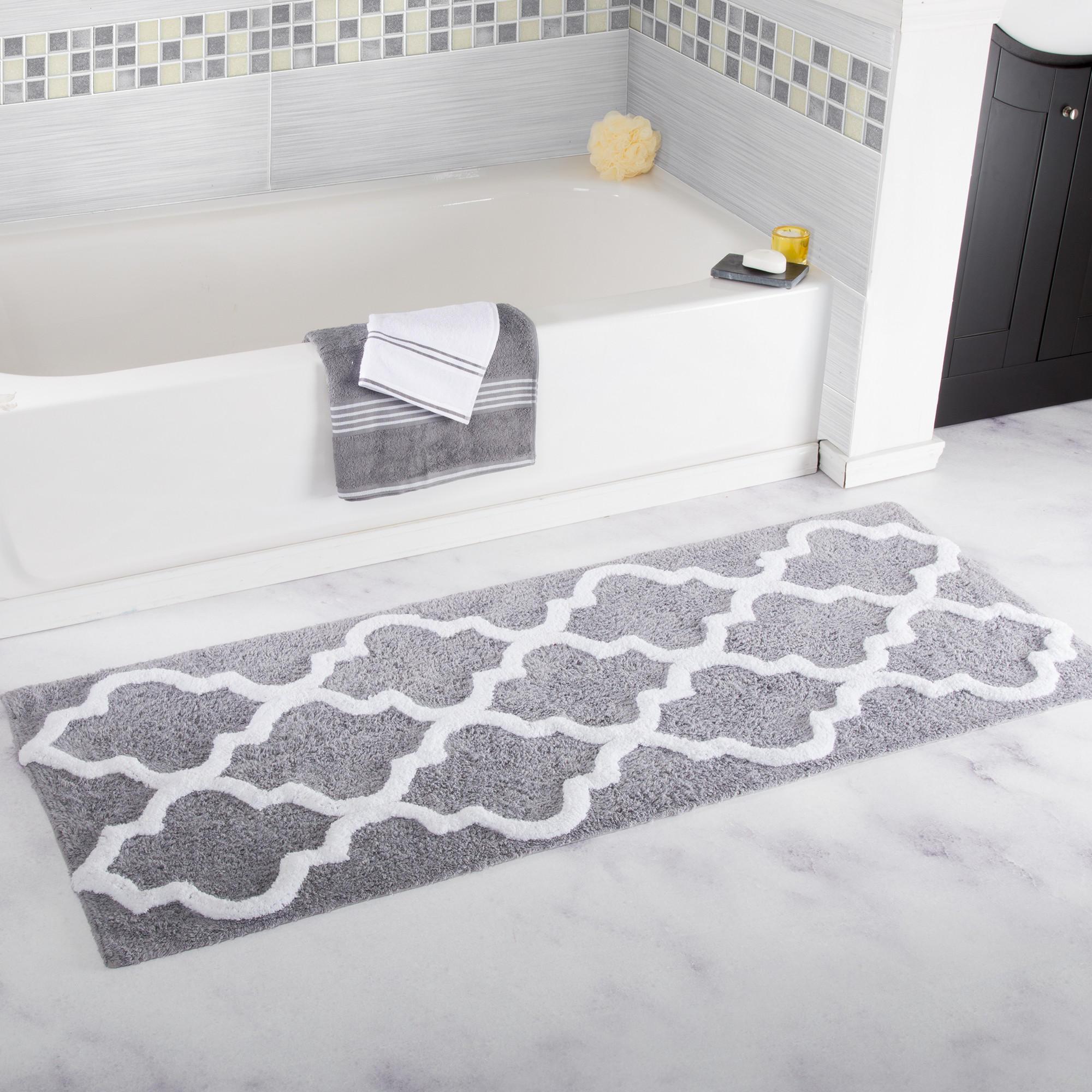 Area Rug Bedroom Bathroom Kitchen Non Slip Water Absorption