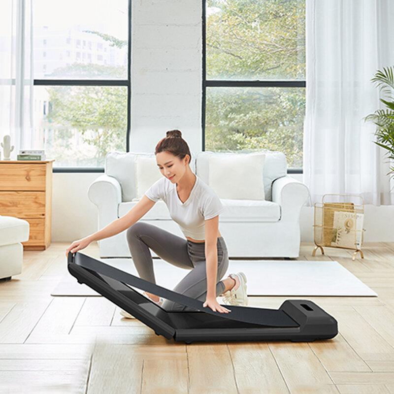 [EU Direct] WalkingPad C2 Foldable Treadmill Smart Quiet Brushless Motor 12 Gear Adjustable Folding Electric Fitness Walking Pad With EU Plug