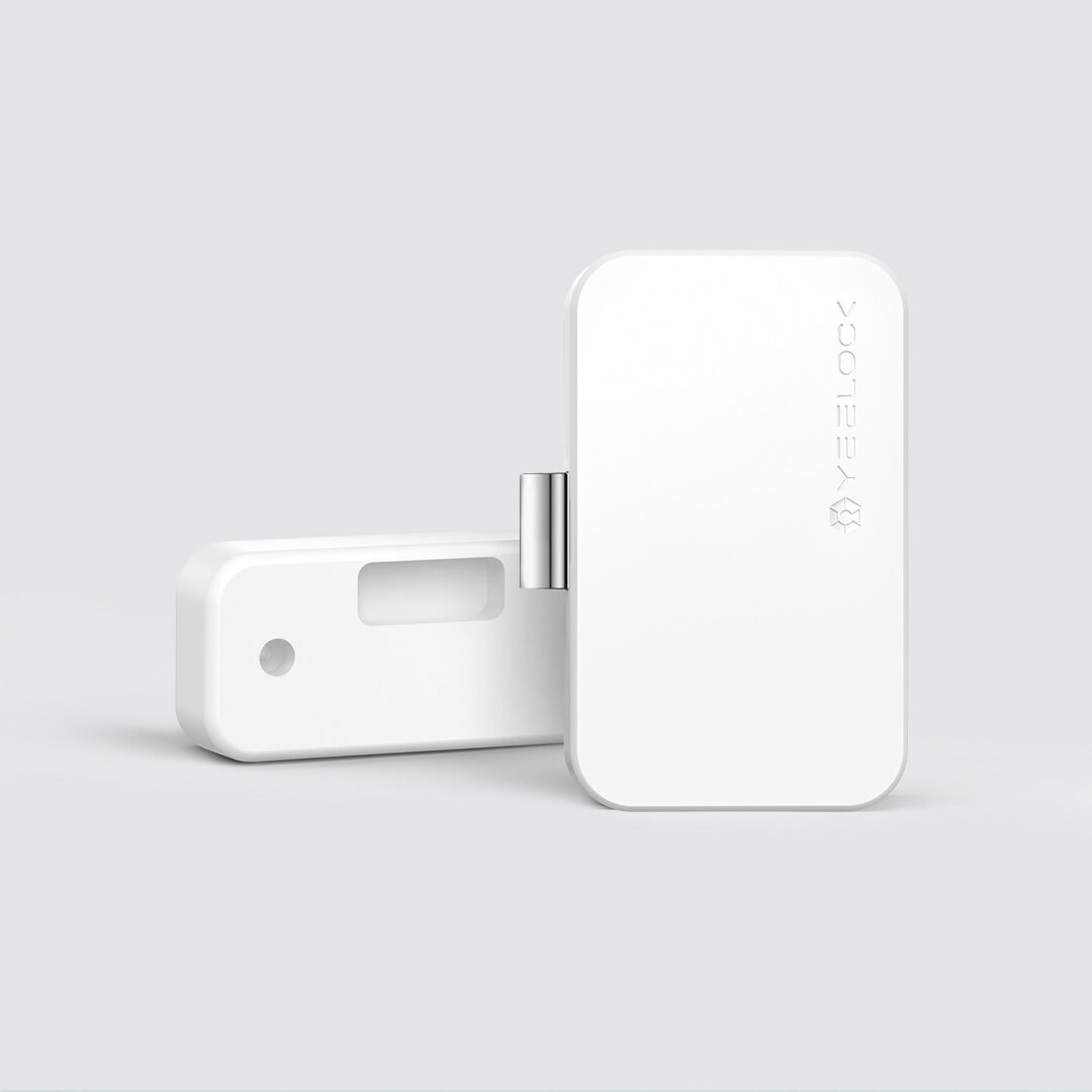 Yeelock Smart Drawer Cabinet Lock Keyless Bluetooth App Unlock Anti Theft Child Safety File Security From Xiaomi Youpin