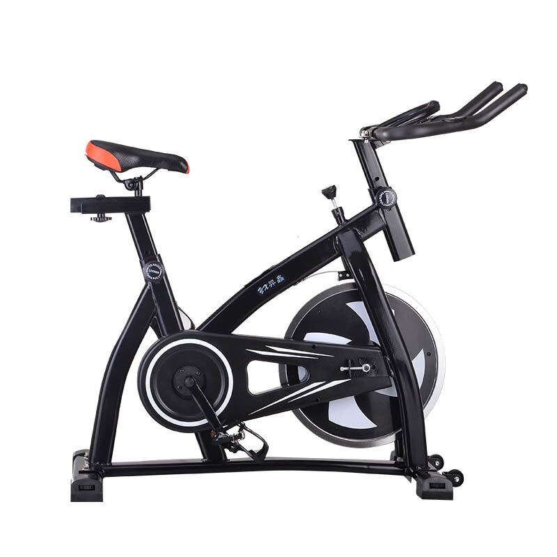 LCD Display Ultra-quiet Stepless Adjustment Home Exercise Bike Indoor Sports Fitness Equipment Cycling Bikes