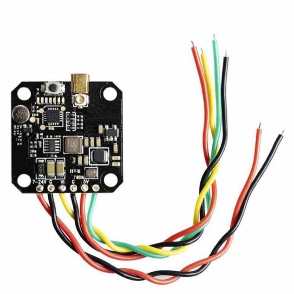 AKK FX3-ultimat 5.8G 40CH 25/200/400/600mW Switchable Smart Audio FPV Transmitter Support OSD