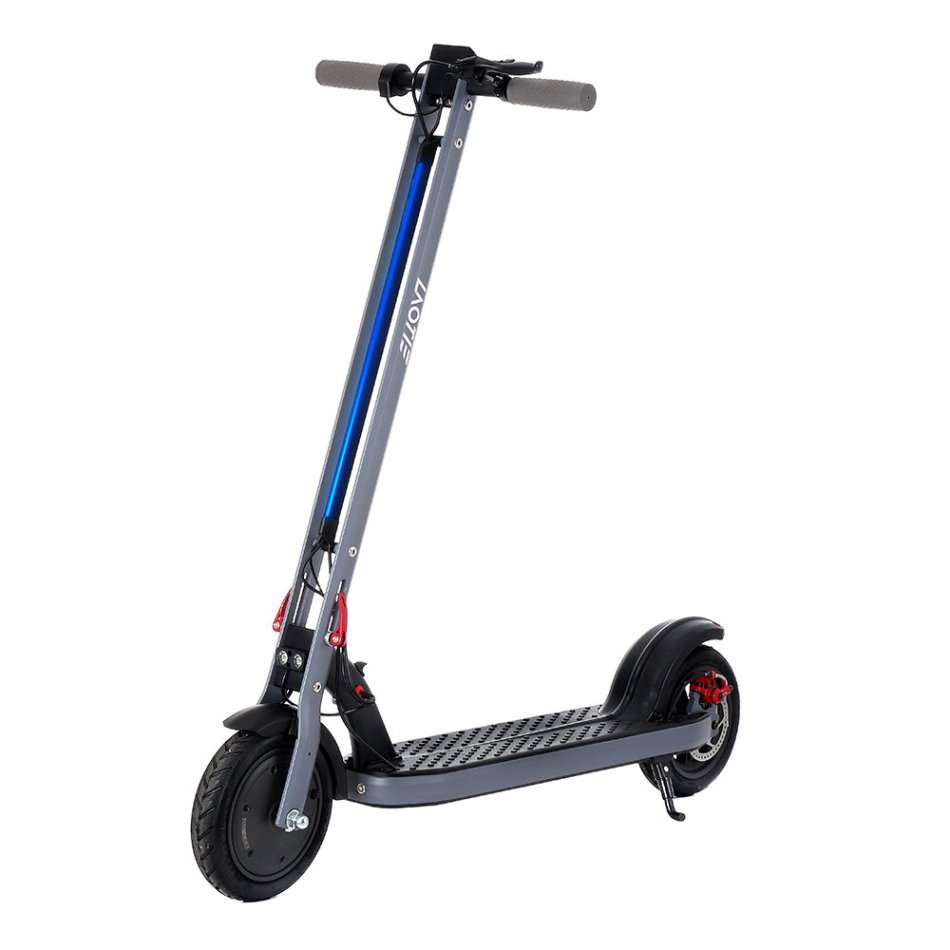 LAOTIE® N10 350W Motor 36V 10.4Ah Battery 8.5 Inches Folding Electric Scooter 30km/h Top Speed 30-40km Mileage Max Load 120kg