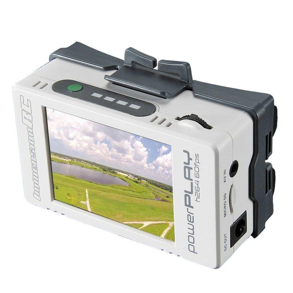 ImmersionRC PowerPlay-FPV DVR Module (h264, 60fps) Built-in Battery for FatShark FPV Goggles Dominator