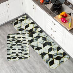 Non Slip Kitchen Floor Mat Washable Rug Home Door Bathroom Runner Carpet 75 180cm
