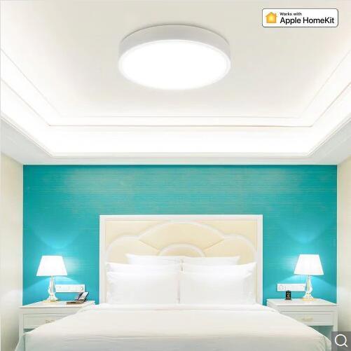 Yeelight YLXD41YL 320mm Smart LED Ceiling Light Upgrade Version Work With Homekit (Xiaomi Ecosystem Product)