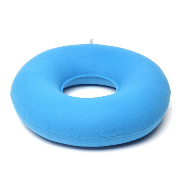 inflatable vinyl ring round seat cushion hemorrhoid pillow donut