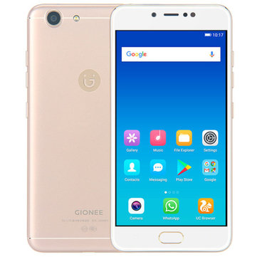 GIONEE S10C Fingerprint 5.2 inch 4GB RAM 32GB ROM Snapdragon 427 Quad core 4G Smartphone
