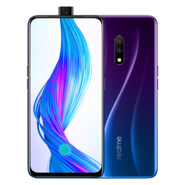 £269.26 15% OPPO Realme X 6.53 Inch FHD+ AMOLED 3765mAh 6GB RAM 64GB ROM Snapdragon 710 Octa Core 2.2GHz 4G Smartphone Smartphones from Mobile Phones & Accessories on banggood.com