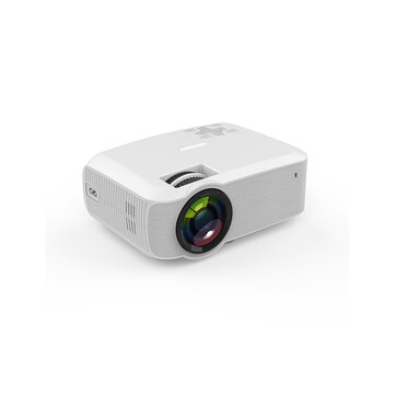 [Android Version]T23 Projector Home 1080P Full HD Wireless Projector Small Smart Phone Same Screeen Projector 3300 Lumens