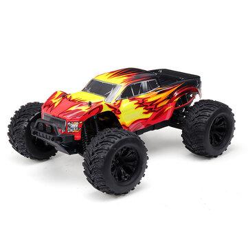 HSP 94701 1/10 4WD 2.4G High Speed RC Car Big Foot Vehicle Models RTR