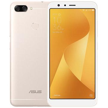 ASUS Zenfone Pegasus 4S Max Plus Global Rom 5.7 Inch 4130mAh 4GB 32GB MTK6750T 4G Smartphone