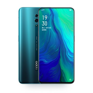 £548.0330%OPPO Reno 6.4 Inch FHD+ AMOLED NFC 3765mAh Android 9.0 6GB 256GB Snapdragon 710 Octa Core 2.2GHz 4G SmartphoneSmartphonesfromMobile Phones & Accessorieson banggood.com