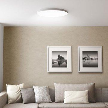 Ευρωπαϊκή αποθήκη | Xiaomi Mijia Smart LED Ceiling Light AC220V Support WiFi / bluetooth / APP / Voice Control