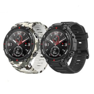 ΣΕ τιμή ΧΩΜΑ 74€ ΚΑΙ ΟΠΟΙΟΣ ΠΡΟΛΑΒΕΙ από αποθήκη Κίνας (HK) ο δεινόσαυρος Τ-REX. Τι άλλο.. το χτυπάς αν το γλυκοκοίταζες | [bluetooth 5.0]Amazfit T-Rex AMOLED GPS + GLONASS Outdoor Watch 14 Sport Modes Track Weather Forecast Smart Watch Global Version