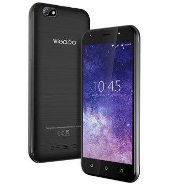 Wieppo S5 5.0 Inch Android 7.0 1GB RAM 8GB ROM MTK6580 Quad Core 1.3GHz 3G Smartphone