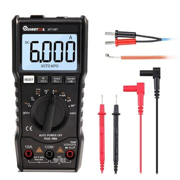MUSTOOL MT108T True RMS Multimeter