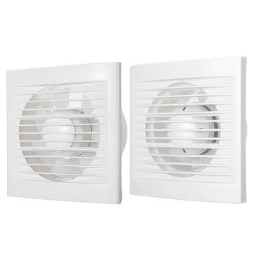 4inch 6inch ventilating exhaust extractor fan for bathroom toilet kitchen window ventilation fan air circulator