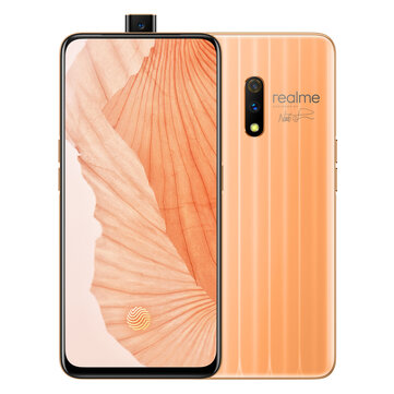 £323.05 33% OPPO Realme X Special Edition 6.53 Inch FHD+ AMOLED 3765mAh 20W VOOC 3.0 4GB RAM 64GB ROM UFS 2.1 Snapdragon 710 Octa Core 2.2GHz 4G Smartphone Smartphones from Mobile Phones & Accessories on banggood.com