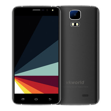 Vkworld S3 5.5 Inch HD Android 7.0 1GB RAM 8GB ROM MT6580A Quad Core 1.3GHz 3G Smartphone