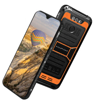 Mafam MF8 3G Rugged Smartphone 6.26 inch 4000mAh Finger Print Face Recognition Android 6.0 2G 32G Rugged Phone