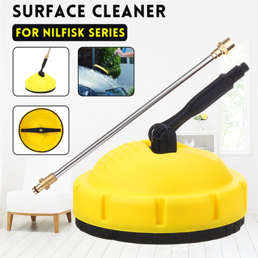 rotary surface pressure washer deck wall patio cleaner surface cleaning machine floor brushing for nilfisk