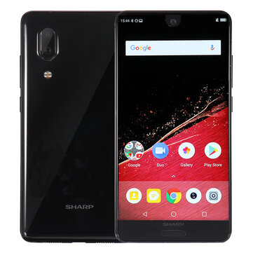 £138.6531%SHARP AQUOS S2(C10) Global Version 5.5 Inch FHD+ NFC Android 8.0 4GB RAM 64GB ROM Snapdragon 630 Octa Core 2.2GHz 4G SmartphoneSmartphonesfromMobile Phones & Accessorieson banggood.com